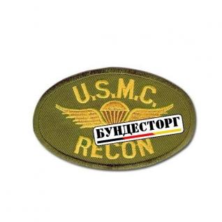 Нашивка USMC Recon