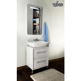 "Комплект мебели для ванной комнаты TIMO ""Lappi"" White (14155)"