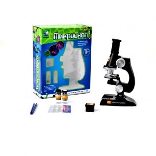 Детский микроскоп с аксессуарами (свет) Tongde