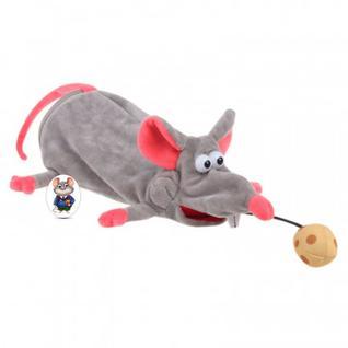 Новогодний сладкий подарок Мышь-сыроежка игрушка 500 г Центр Сладостей