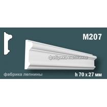 M207 Молдинг из гипса