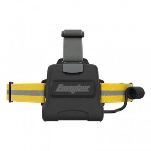 Фонарь налобный Energizer Hard Case Head Light With attachment 42471377