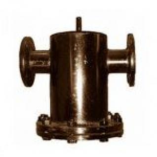 Грязевик абонентский вертикальный Ру-10 Ду100