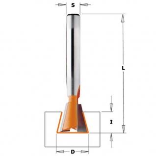 Фреза ласточкин хвост монолитная Hoffman CMT 718.079.11