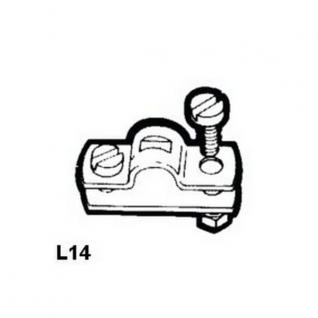 Nawa Зажим для кабелей L14 30336H