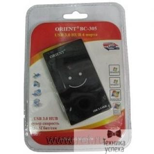 Orient ORIENT BC-305 HUB USB 3.0 4 Port