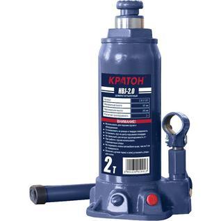 Домкрат Кратон HBJ-2.0 бутылочный 2 30 01 001
