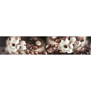 Фартук для кухни АБС Кофейный аромат №26 600х3000х1,5мм