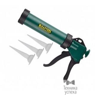 "Kraftool Пистолет-шприц KRAFTOOL ""INDUSTRIE"" для герметиков, 320мл 06677_z01"