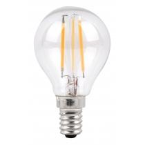 Филаментная лампа Sparkled Filament G45 E14 4W 200-240V 6500K
