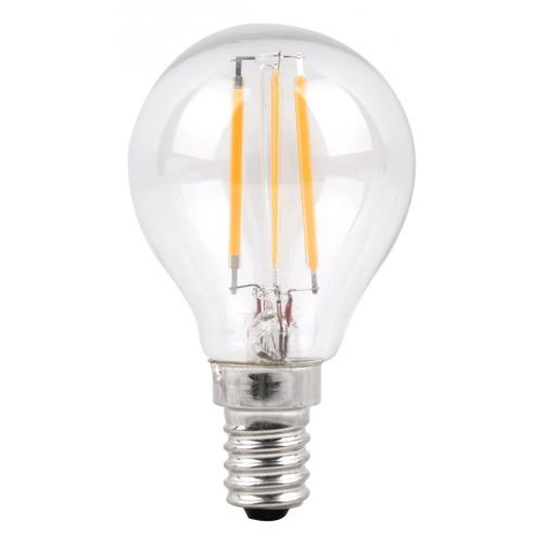 Филаментная лампа Sparkled Filament G45 E14 4W 200-240V 6500K 7200308