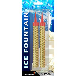 Maxsem Тортовые свечи/Ice Fountain 10 см 180/2