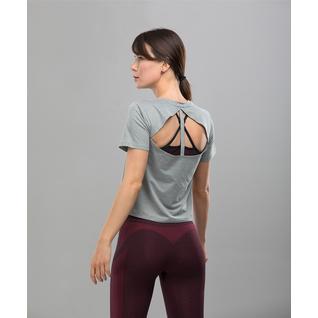 Женская спортивная футболка Fifty Balance Fa-wt-0104, серый размер S