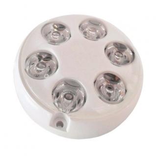 TREM Светильник водонепроницаемый Trem Aqualine L4306006 12 В 0,5 А синий свет