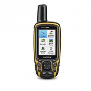 GPS-навигатор Garmin GPSMAP 64ST Rus (010-01199-23)