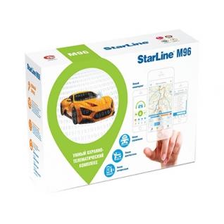 Охранно-телематический комплекc StarLine M96 M (2sim) StarLine