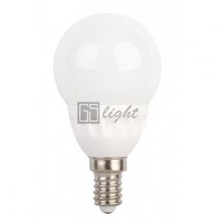 GSlight Светодиодный шар G50 E14 4.5W 220V Day White