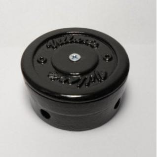Распределительная Коробка керамическая D90 H35 Black(черный)