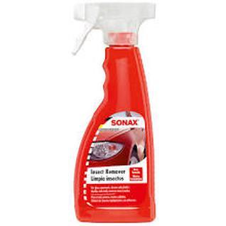 sonax insect remover - универсальное средство для удаления насекомых, 500мл