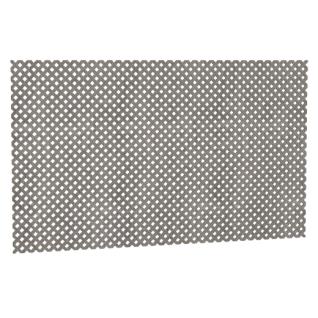 Декоративный экран Квартэк Глория 600*600 (металлик)