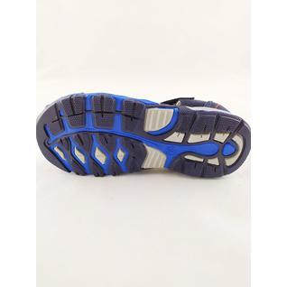 A9695 туфли открытые для мальчика синий Капитошка р.26-31 (27)