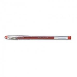 Ручка гелевая PILOT BL-G1-5T красная 0,3мм Япония