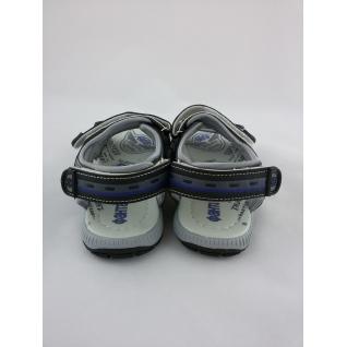 B-17541 сандали серый солнышко (31-36) (35) Фантазия
