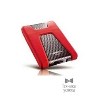"""A-data A-Data Portable HDD 1Tb HD650 AHD650-1TU3-CRD USB3.0, 2.5"""", Red"""