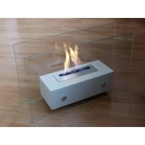 Биокамин VALETTA Blanc Bio-Blaze