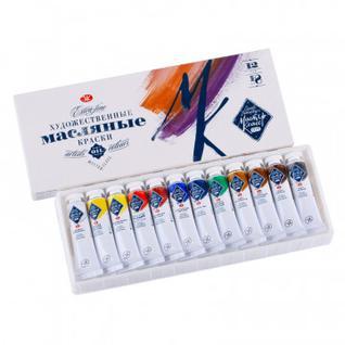Краски масляные Мастер-Класс 12 штх18 мл, 1141001