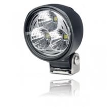 Hella Marine Прожектор светодиодный Hella Marine 6197 Module 70 LED 1G0 996 476-211 9 - 33 В 30 Вт 2500 люменов чёрный корпус широкий конус