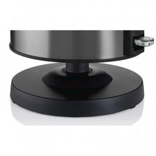 Чайник Bosch TWK7805 1.7л. 2200Вт черный (металл)