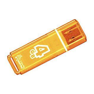 Флеш-накопитель USB 4GB Smart Buy Glossy