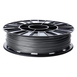 PLA пластик REC 1.75мм серебристый металлик