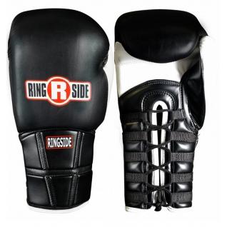 Ringside Перчатки профессиональные RINGSIDE IMF PFG черные, 8 унций