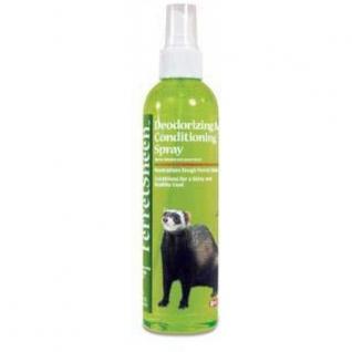8in1 8in1 средство для хорьков Ferretsheen Deodorizing&Conditioning спрей дезодорирующий с ароматом огурца и дыни 236 мл
