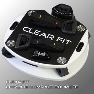 Clear Fit Виброплатформа Clear Fit CF-PLATE Compact 201 (white)