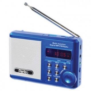 Радиоприемник Perfeo Sound Ranger (PF-SV922BLU)