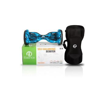 iBalance Гироскутер iBalance Premium APP + самобаланс (Синий огонь)