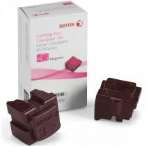 Твердые чернила Xerox 108R00937 для Xerox ColorQube 8570, оригинальные (пурпурные, 2 шт, 4400 стр) 8010-01