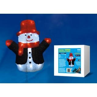 Uniel ULD-M2730-024/STA WHITE IP20 SNOWMAN