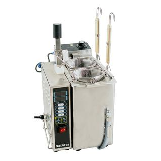 KOCATEQ Макароноварка электрическая автоматическая настольная, 1 ванна 6 л с 2 порционными корзинами Kocateq ESWBT6LAP