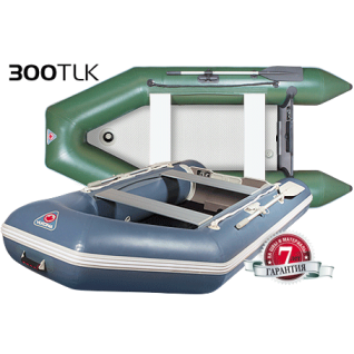 Моторная лодка Юкона 300TLK