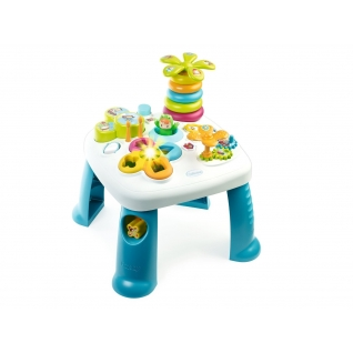 Игровой столик Cotoons (свет, звук), синий Smoby
