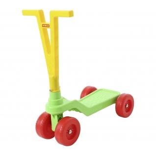 Детский четырёхколёсный самокат Полесье
