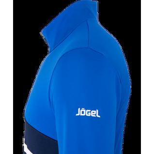 Костюм тренировочный детский Jögel Jps-4301-971, полиэстер, темно-синий/синий/белый размер YS