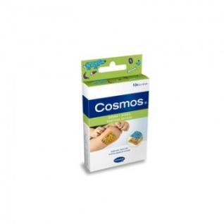 Набор пластырей для детей с рисунком 6 х 10см, 10 шт/уп, COSMOS 5356034