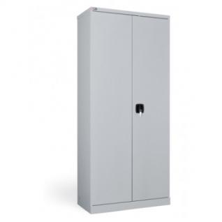 Метал.Мебель D_КД155 шкаф архивный ключ.замок 800х400х1820