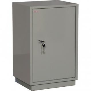 Метал.Мебель P_КБС012т шкаф д/бумаг на роликах,трейзер,420х350х660