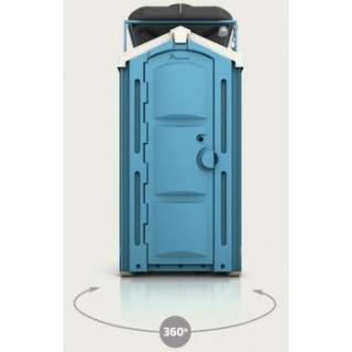 Мобильная душевая кабина «Стандарт», бак 150 литров